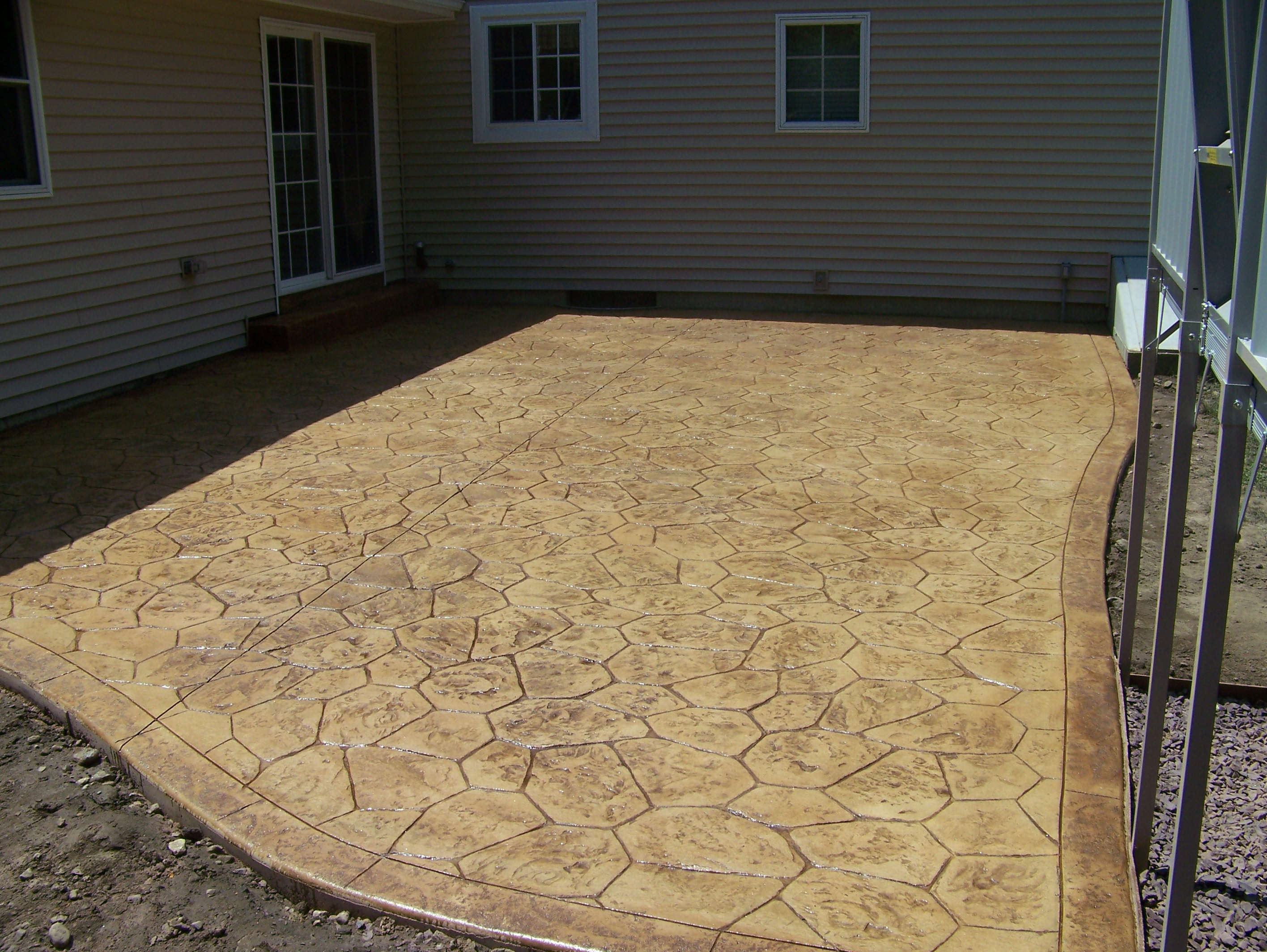 Ct S Stamped Concrete Gallery