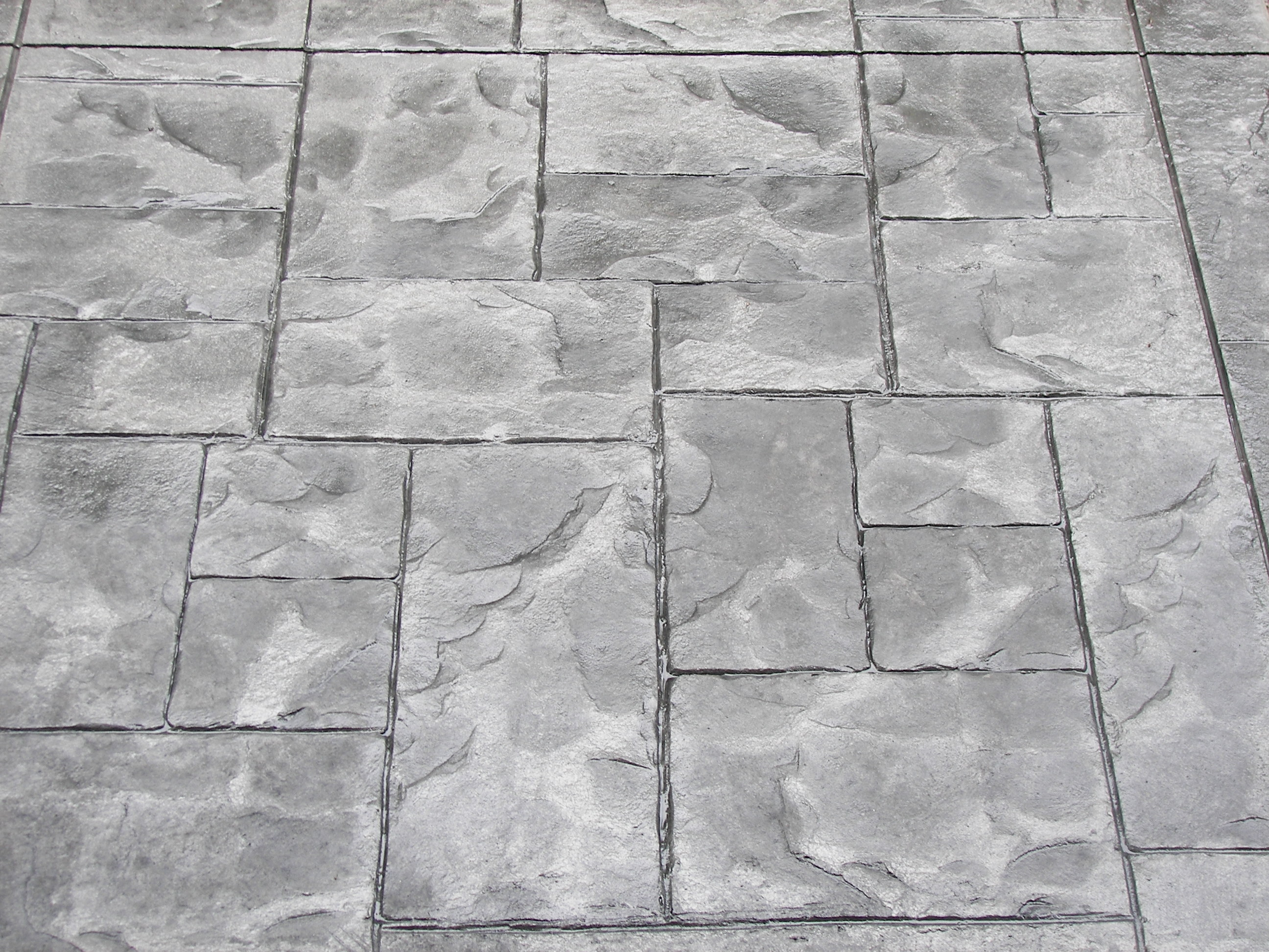 stamped concrete patterns patterns gallery